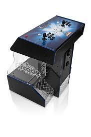 xgaming u0027s arcade2tv showcase pedestal arcade machine 250 games