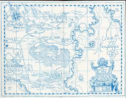 Narnia Map Norman B Leventhal Map Center
