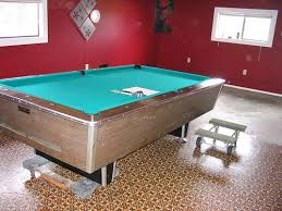 how to put a pool table together to put pool table on dollies