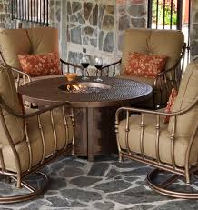 Indoor Fire Pit Coffee Table Castelle Patio Furniture Fire Pit Home Outdoor Decoration