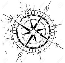 vintage compass sketch u2013 images free download
