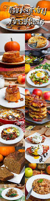 thanksgiving breakfast recipes on closet cooking