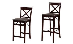 x back counter or bar stool groupon goods