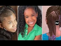 braided hairstyles for little girls baby hairstyles