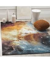 Galaxy Rug Deal Alert Safavieh Galaxy Collection Gal109d Abstract Watercolor