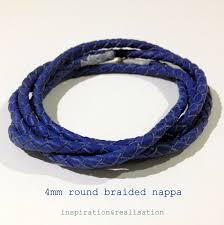 braided cord bracelet images Inspiration and realisation diy fashion blog 3 diys braided JPG