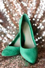 wedding shoes green green wedding shoes archives southern weddings