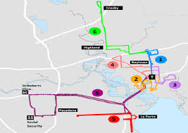 Nj Train Map Harris County Transit