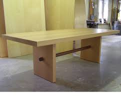 White And Oak Dining Table Enchanting White Oak Dining Table Of Home Gallery Idea Oak White