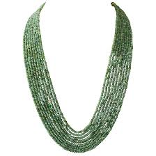 green emerald necklace images Emerald pearl necklaces buy pendant necklace online surat diamond jpg
