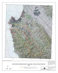 california map hd mpwmd gis map gallery