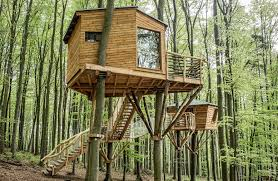 treehouse in german forest the shelter blog