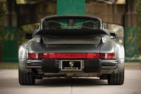 porsche 935 street auction block 1988 porsche 911 turbo u0027flat nose u0027 hiconsumption