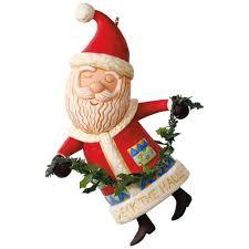 boughs of santa ornament keepsake ornaments hallmark