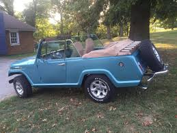 willys jeepster for sale 1967 jeep jeepster 8701 commando convertible for sale 1765544