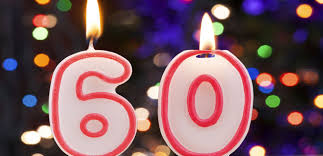 gifts for someone turning 60 60th birthday ideas for women from your