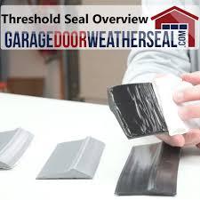Exterior Door Seals Thresholds by Threshold Seals Archives Garage Door Weather Seal