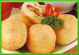 cara membuat donat isi ayam sweet cake resep roti goreng ayam dan sayuran