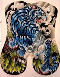 japanese tiger tattoo design tattoos pinterest japanese