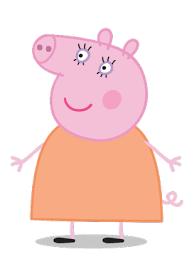 mummy pig peppa pig fanon wiki fandom powered wikia