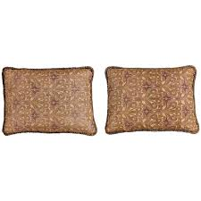 cushions late 19th century silk ottoman for sale at 1stdibs
