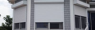 Exterior Window Blinds Shades Exterior Solar Shades Security U0026 Roller Shutters In Brick Nj