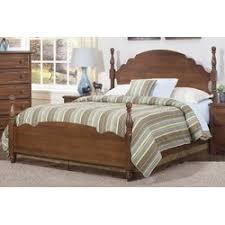 Carolina Furniture Works Inc Crossroads Panel Customizable - Carolina bedroom set