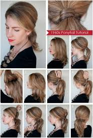 messy bun hairstyles for short hair step by step hairstyle