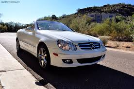 convertible mercedes 2008 mercedes benz clk350 convertible review rnr automotive blog