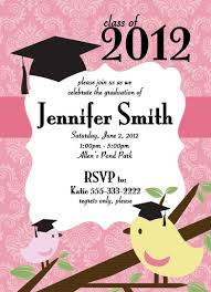 10 best images of homemade graduation party invitations templates