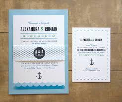 faire part mariage theme mer faire part mariage à la plage faire part baptism
