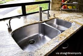 granite countertop sink options pros and cons of all countertop options diy tips pinterest