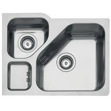 Teka Kitchen Sink Teka Sinks Undermount Series Stainless Steel Compartment