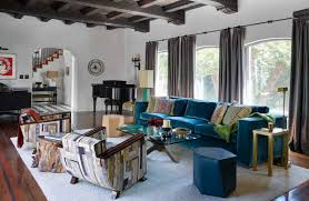 1920s Home Interiors by Big Bang Theory U0027 Star Jim Parsons U0027s 1920s Spanish Revival Home Wsj