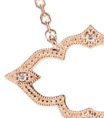 rose gold necklace fashion images Stone paris jewelry 925 stone paris moon river 18kt rose gold jpg