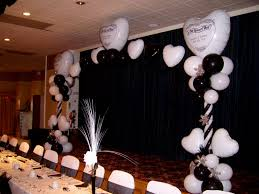 black and white table decorations home design ideas