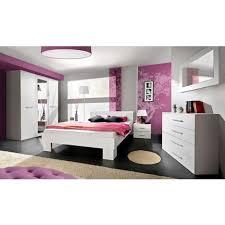 ensemble chambre adulte pas cher ensemble complet 6 pièces pour chambre adulte avec lit 160x200 cm