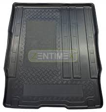 toyota proace verso boot mat trunk liner toyota proace verso family van 2016 long