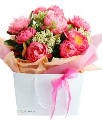 peony flower delivery the flower delivery company online auckland florist flowers
