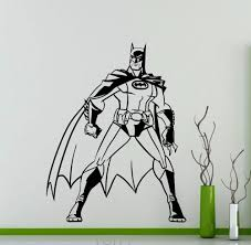 popular dorm wall decorations buy cheap dorm wall decorations lots batman wall decor sticker movie poster dc marvel comics superhero removable vinyl decal dorm teen club