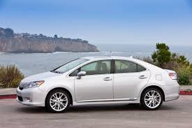 lexus hybrid sedan price 2010 lexus hs 250h overview cars com