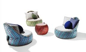 home decor from recycled materials recycled material garden armchair by dedon