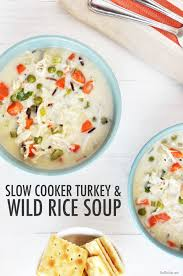 turkey and rice soup the chic site