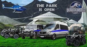 jurassic park car mercedes jurassic world 2015 jurassic park 4 movie park official flickr