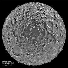 why does the moon craters nasa space place