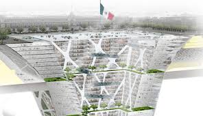 Mexico Architecture Earthscraper In Mexico City Evolo Architecture Magazine