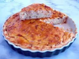 cuisiner le saumon fumé recette de quiche de purée de pommes de terre au saumon fumé