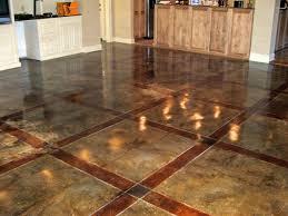 Concrete Kitchen Floor by Kitchen Floor Stained Concrete Kitchen Floors Stainless Steel