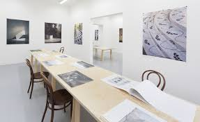 exhibition presentation of a new a new czech show presents caruso st john u0027s lost projects wallpaper