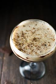 eggnog martini recipe chocolate martini recipe kitchen swagger